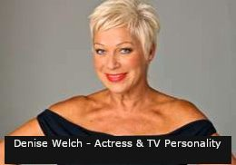Denise Welch - Actress and TV Personality Final Text