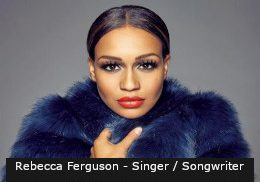 Rebecca Ferguson - Singer Songwriter Final Text