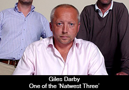 Giles Darby – One of the 'Natwest Three'