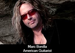 Marc Bonilla – American Guitarist