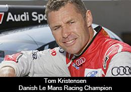 Tom Kristensen – Danish Le Mans Racing Champion